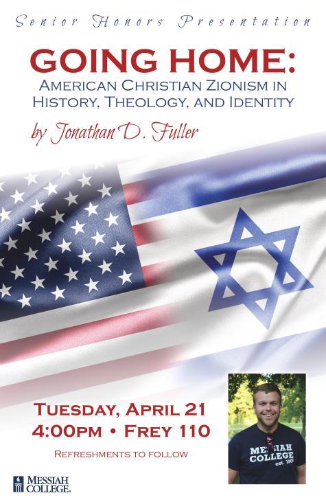 Fuller Honors Poster